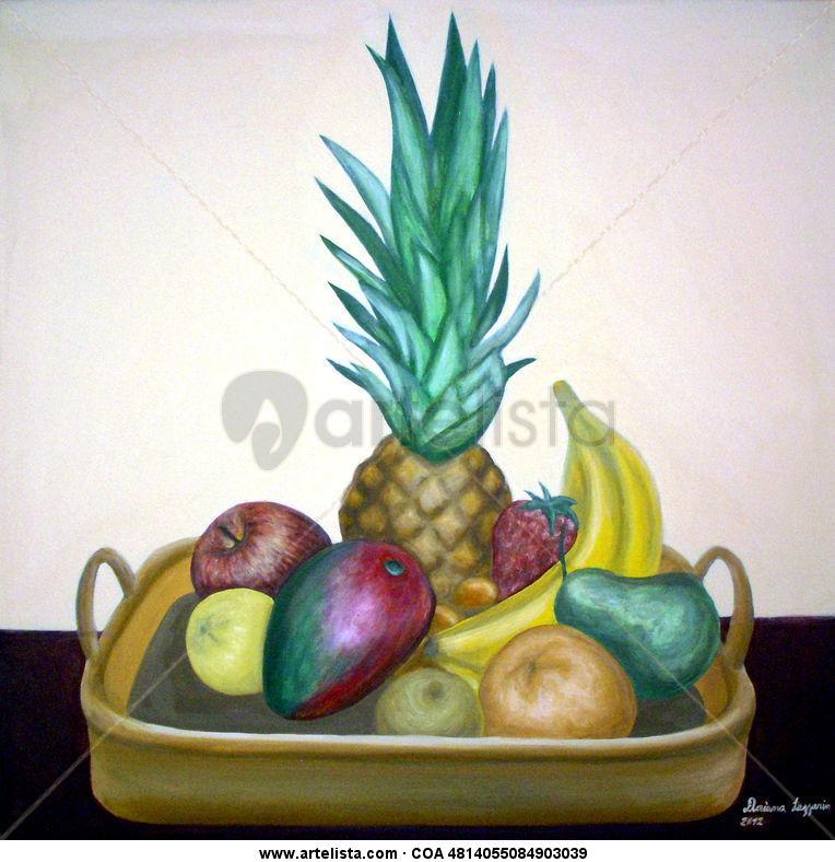 Frutas Daiana Lazzarin - Artelista.com