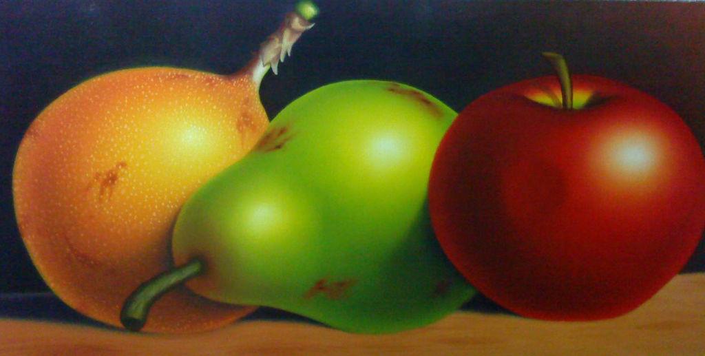 25 Imagenes de cuadros de frutas al oleo