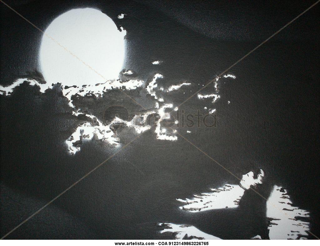¿Donde esta la luna?
