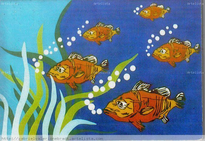 Peces tropicales gabriel valerio nebradt - Cuadros con peces ...
