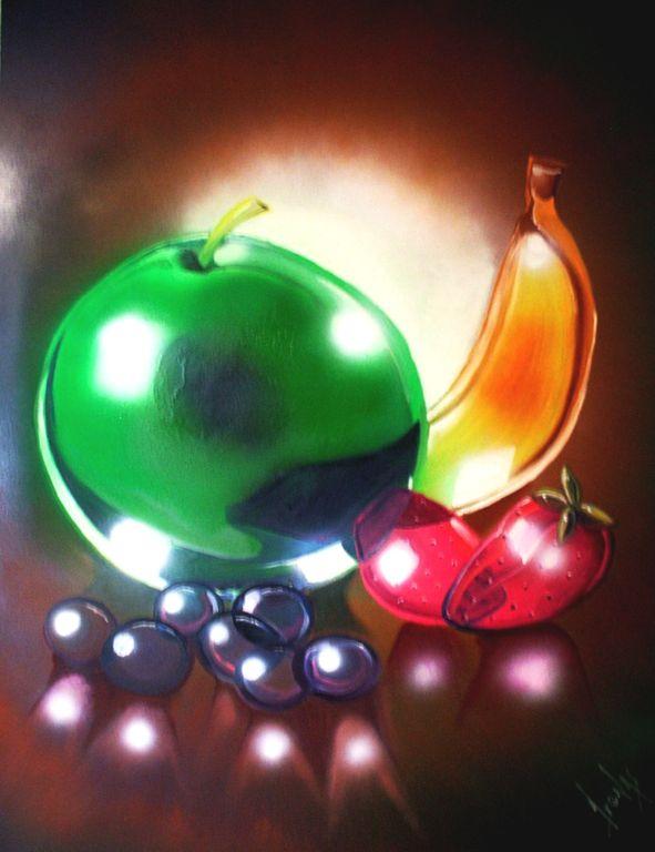Frutas de cristal ii roberto arenas esquinca for Frutas de cristal