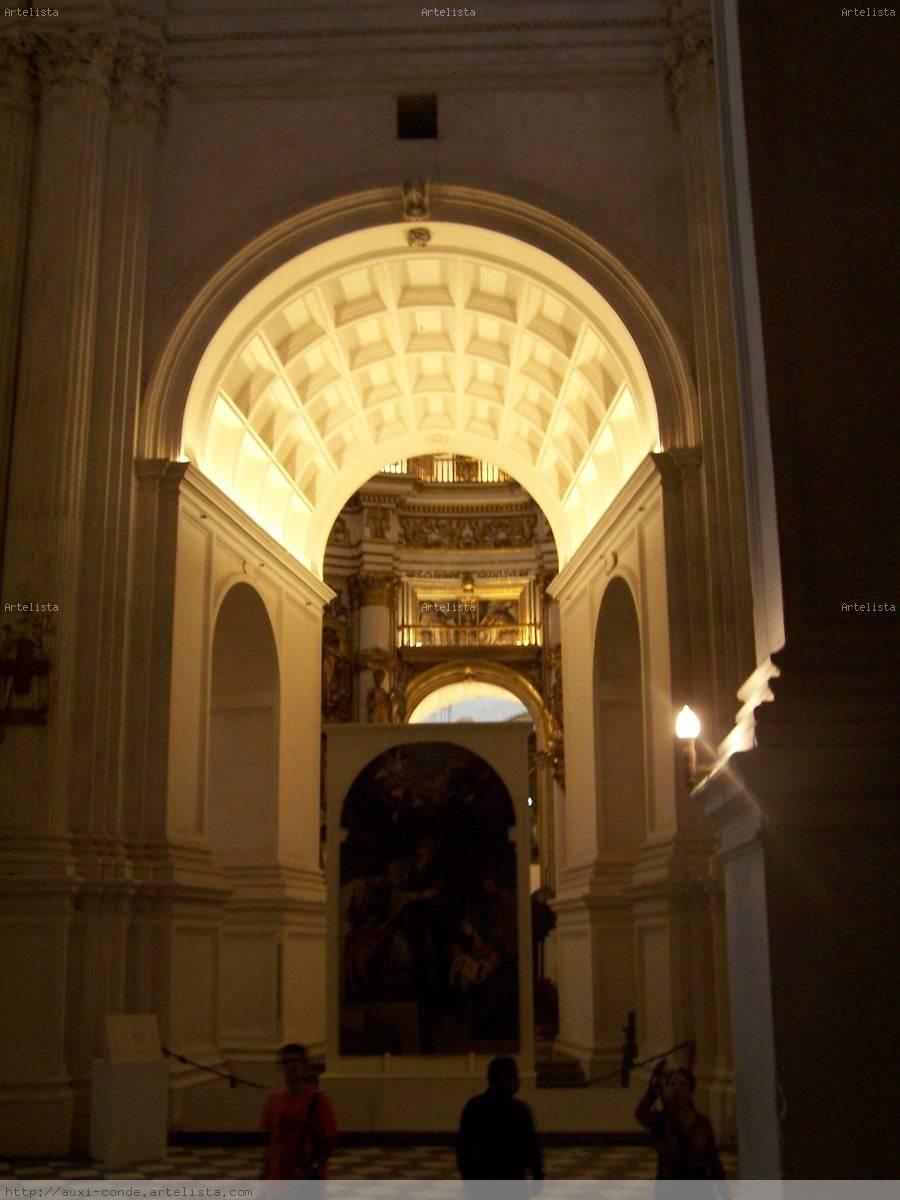Catedral de granada auxi conde guerrero - Interiorismo granada ...