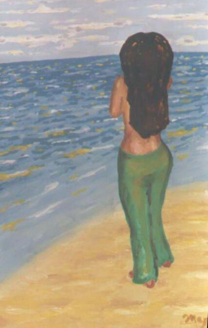 Resultado de imagen de imágenes la mujer mar