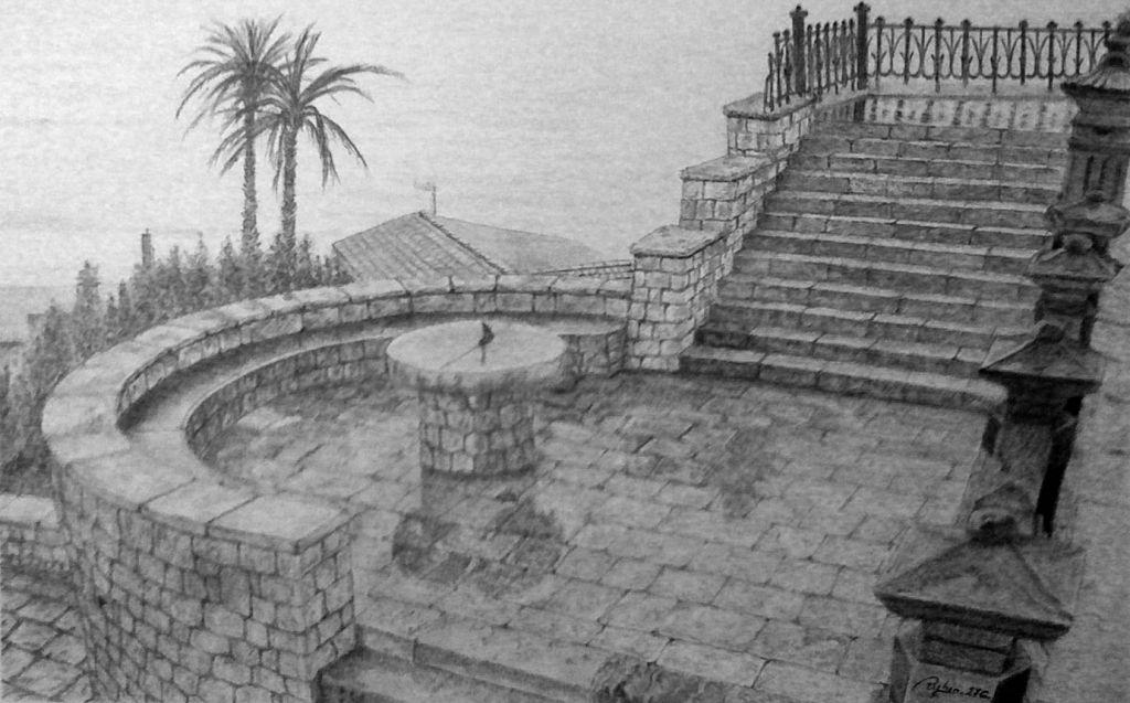 Balcon del meiterraneo reloj rafael rubio avellan for Balcon in english