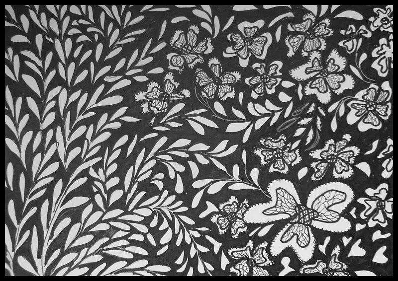 Blanco negro maria luisa palomo for Imagenes de cuadros abstractos en blanco y negro