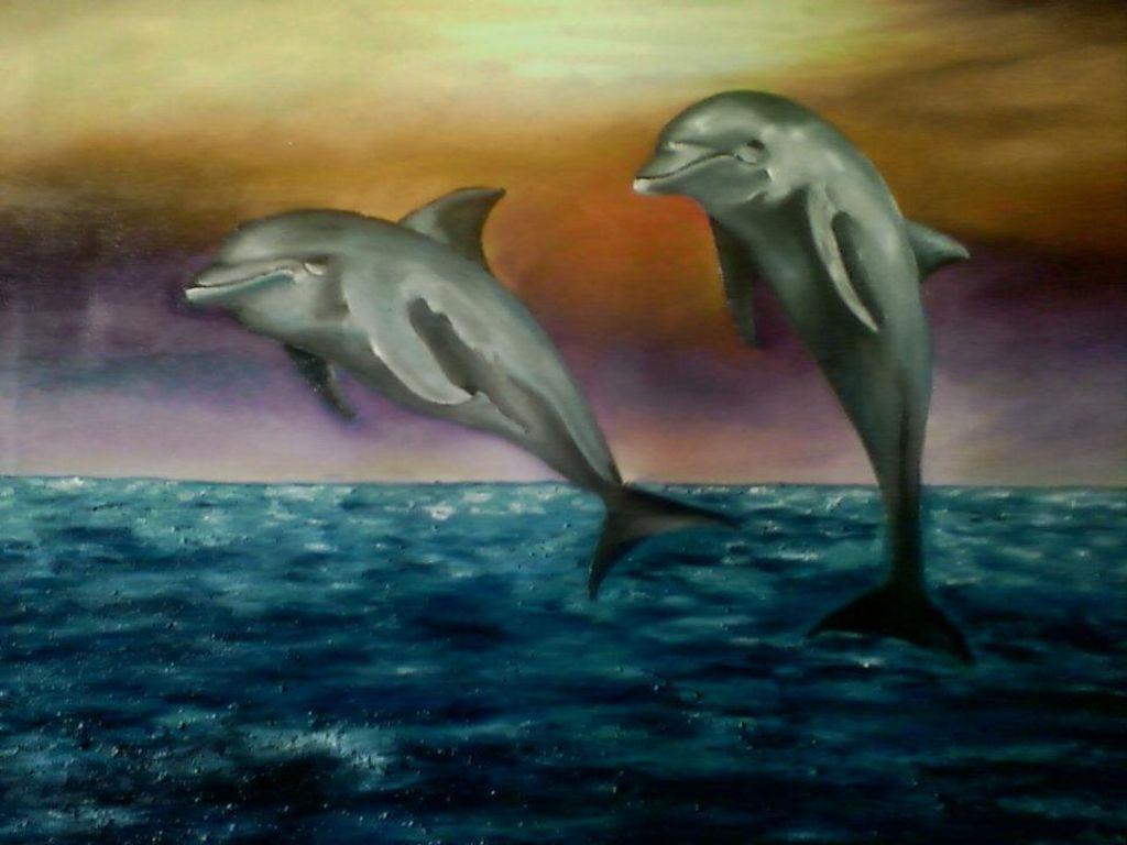 Delfines Marcos Junior Cisneros Melgar - Artelista.