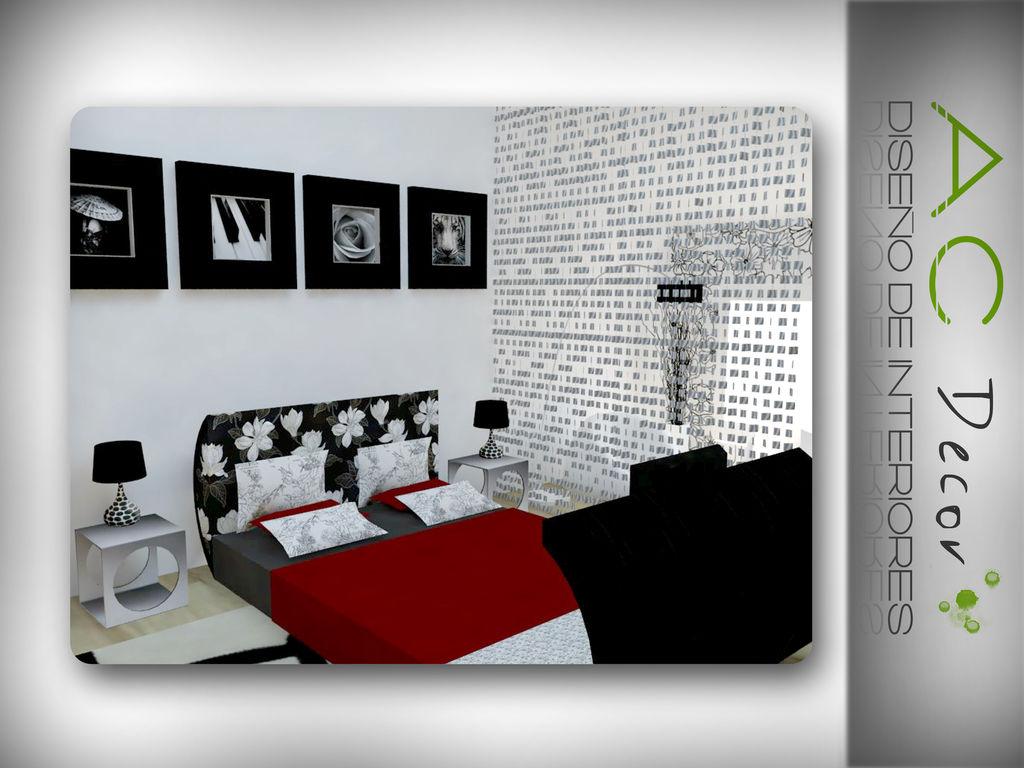 Decoraci n dormitorio juvenil auxi conde guerrero - Decoracion dormitorio juvenil ...