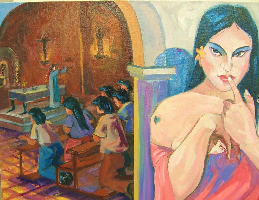 cuadros de prostitutas prostitutas en lloret