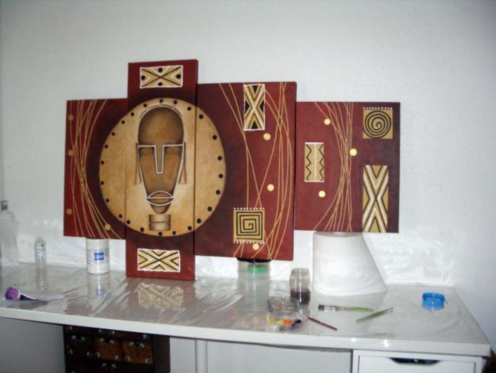 Buda modernos belkis terrero falcon - Cuadros decoracion hogar ...