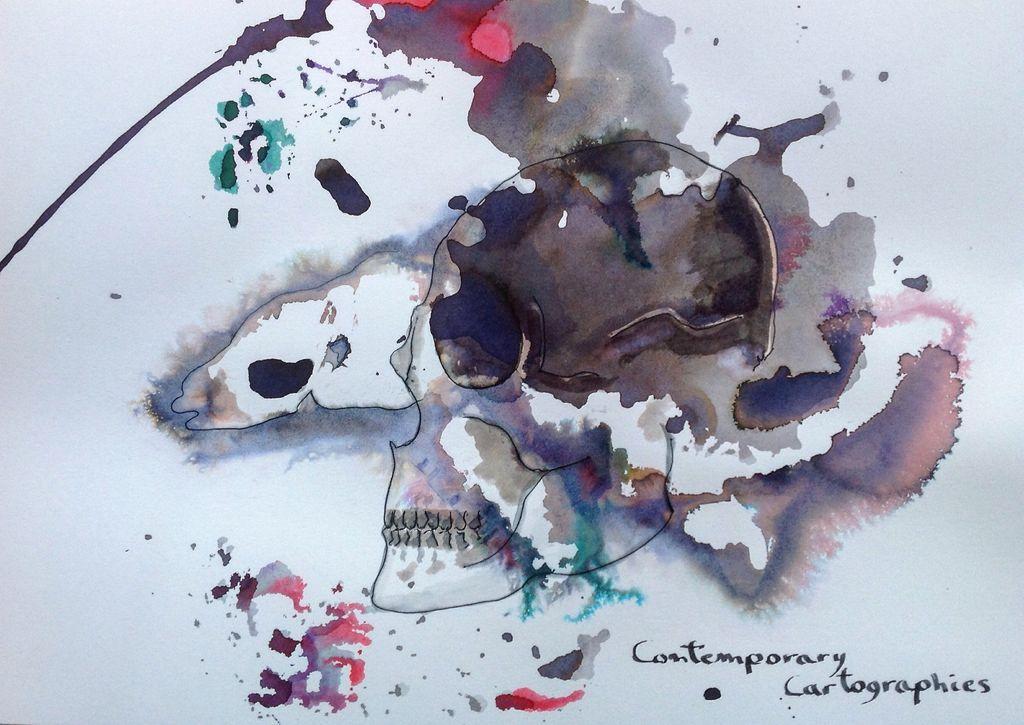 contemporary cartographies