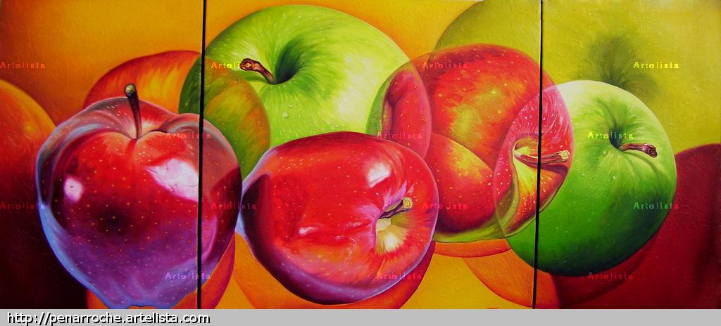 cristal de frutas jorge david peñarroche delgado - Artelista.com