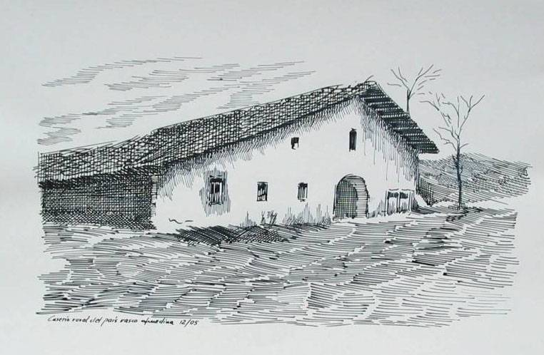 Caser o del pa s vasco juan medina mena - Caserios pais vasco ...