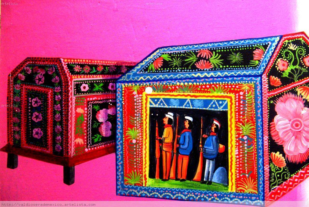 Obras de Arte Popular Arte Popular Mexicano