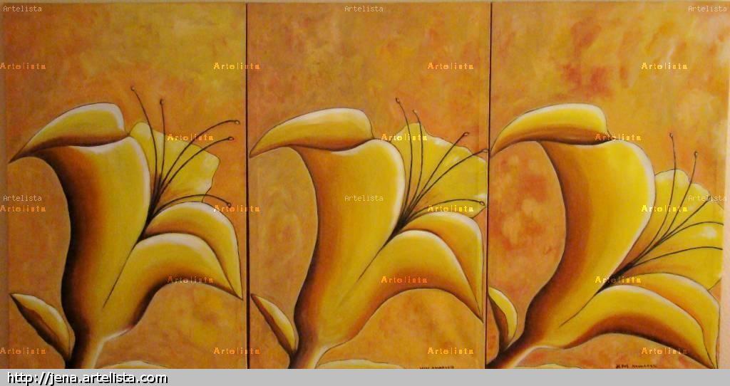 Cuadros con flores blancas kamistad celebrity pictures - Cuadros faciles de copiar ...