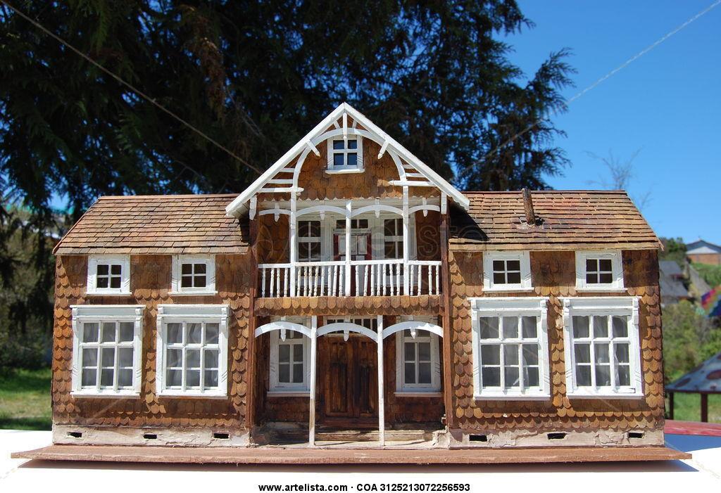 Maqueta Casa Yunge Maquetas y Retablos Casas en miniaturas ... - photo#19
