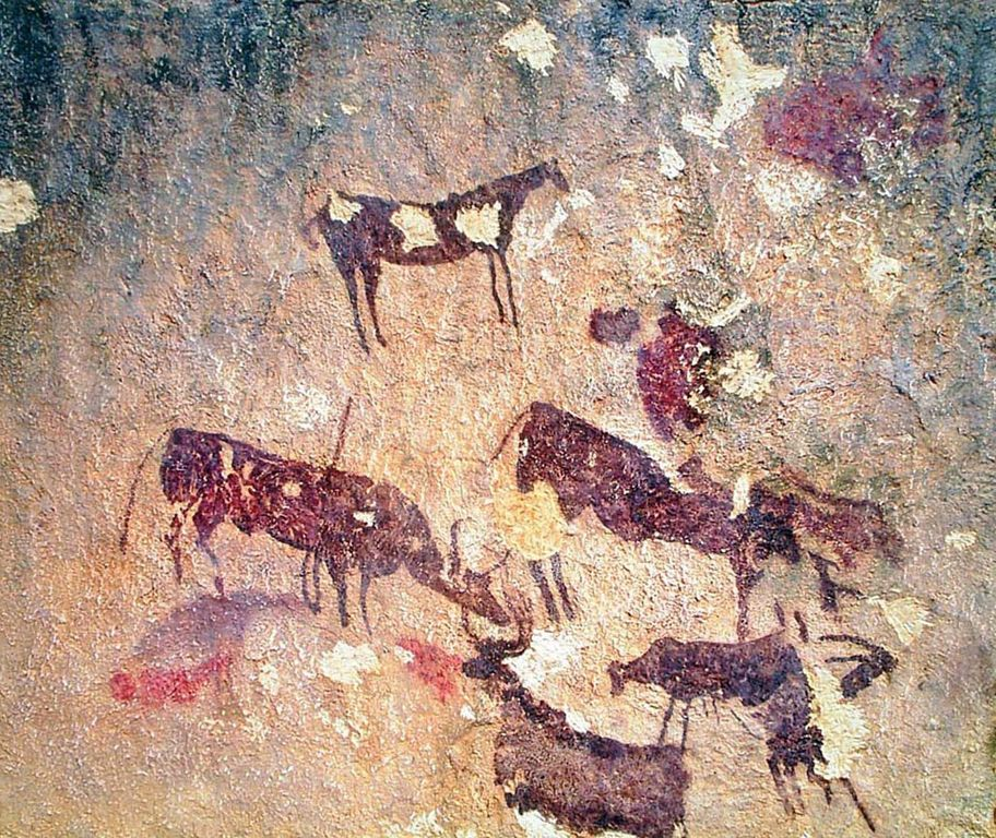 yecla monte arabi arte rupestre: