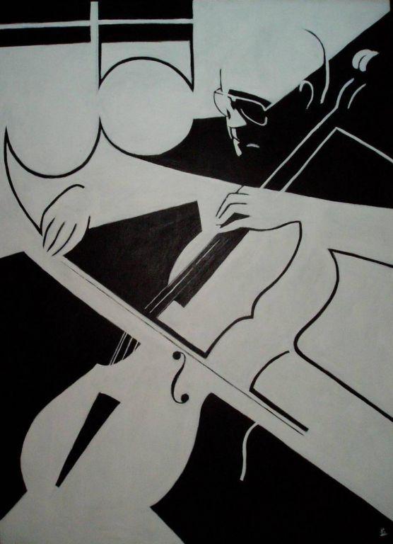 Imágenes de Pinturas en blanco y negro - Imagui