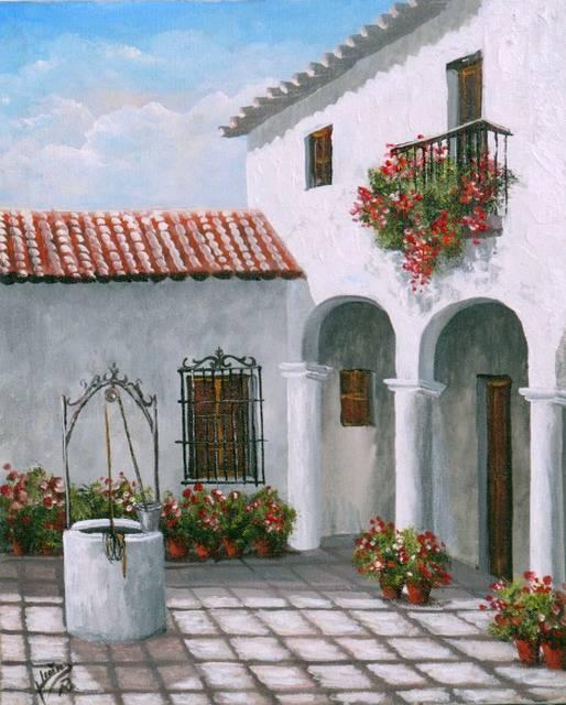 Patio andaluz juan requena leyva - Fotos patio andaluz ...