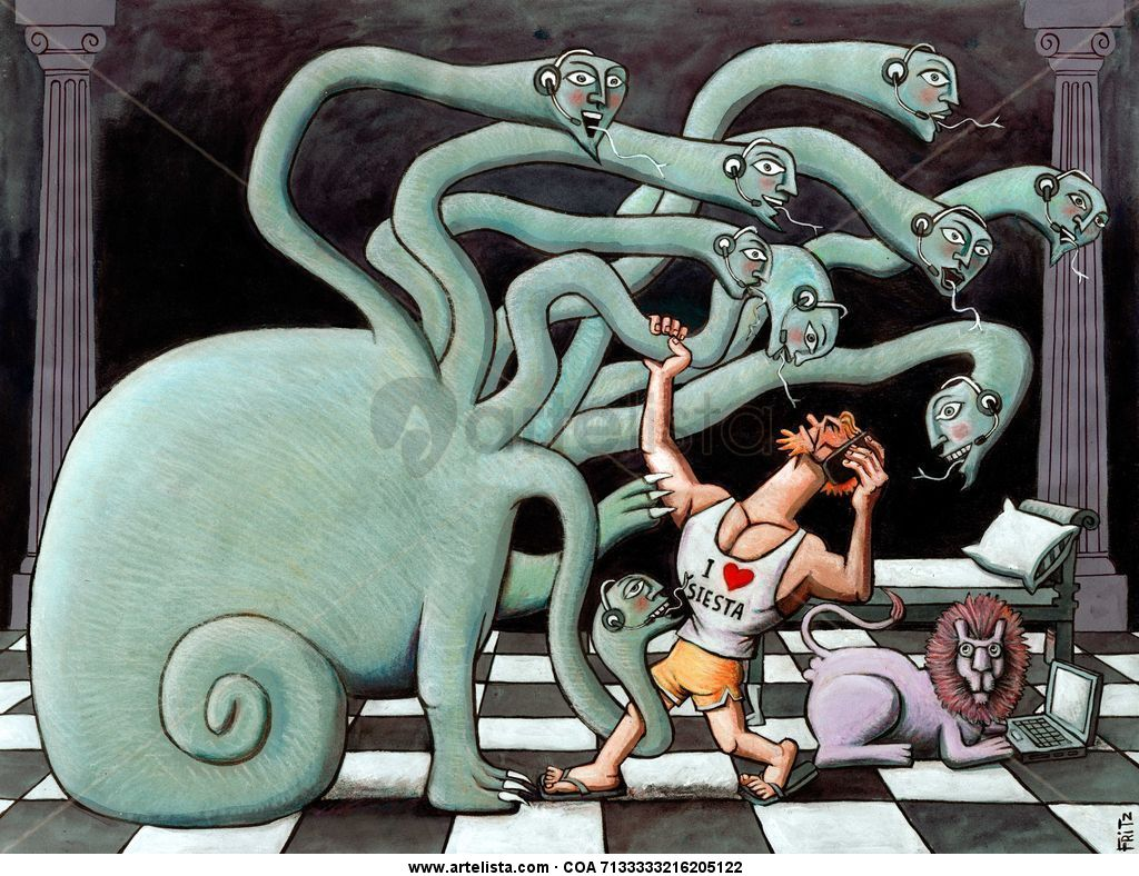 hércules contra la hidra del siglo xxi