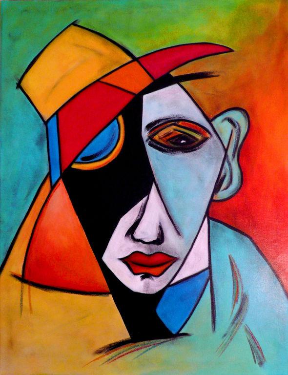 Dibujos abstractos con el nombre de su autor - Imagui