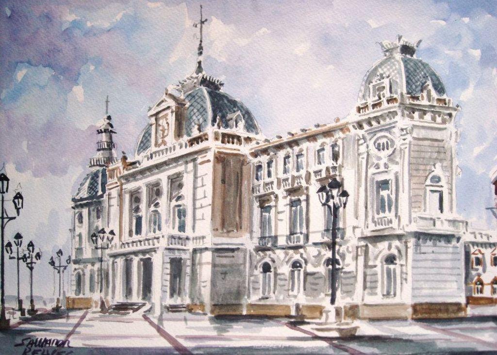 Cartagena salvador fernandez - Pintores en cartagena ...