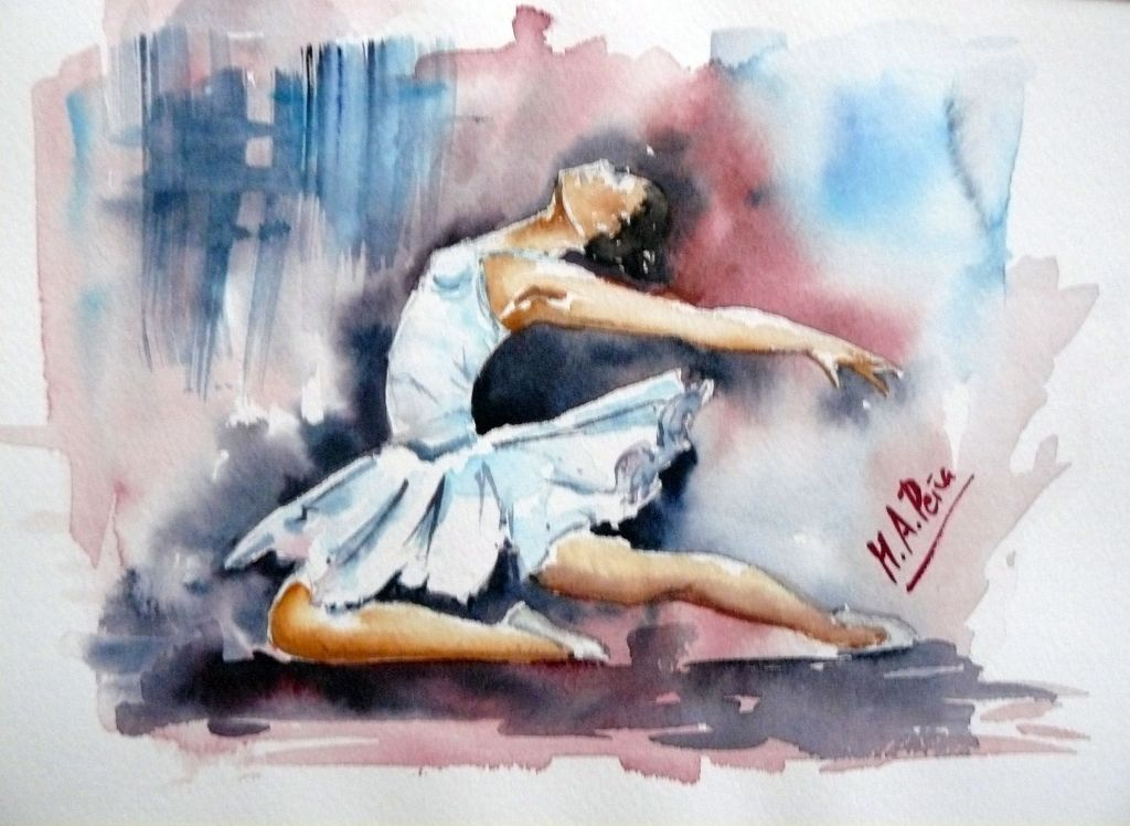Bailarina clásica 1