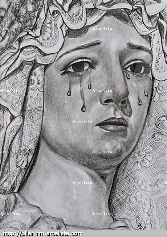 Virgen del Amor Pilar Ramírez - Artelista.com