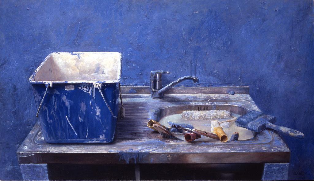 Materiales de pintura alejandro decinti oyarz n - Pintura para metales ...