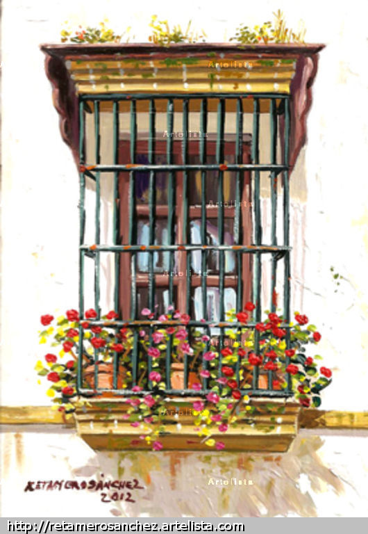 Balcon con visera francisco jose retamero sanchez for Balcon in english