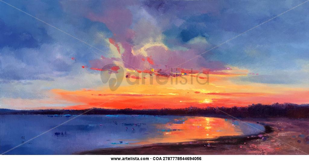sky in dawn 258