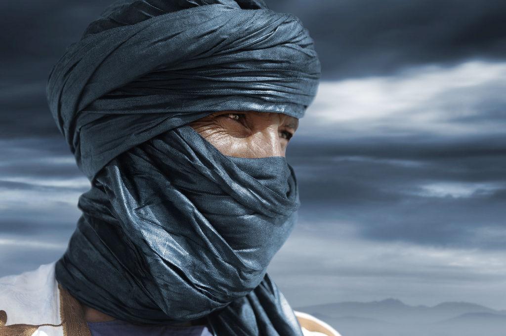 tuareg gris