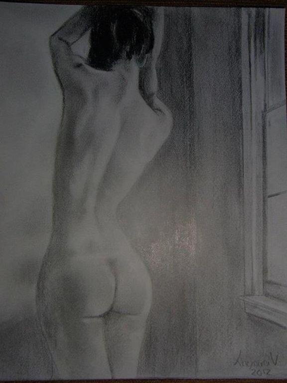 Big tit negro mujer desnuda