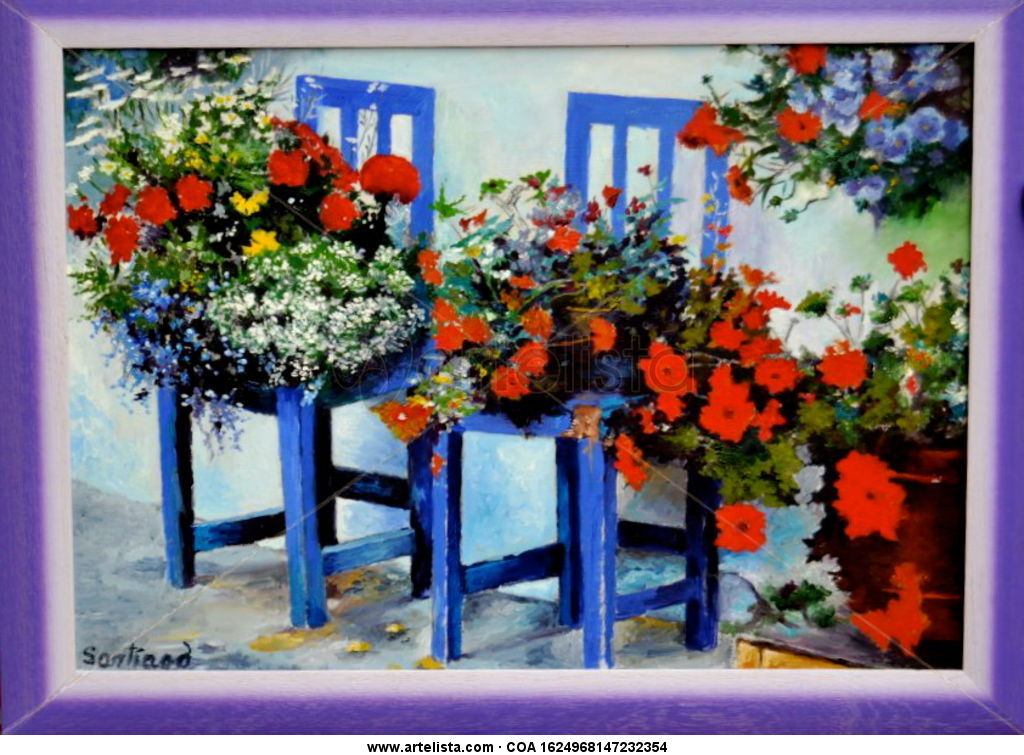 Patio andaluz santiago de la fuente - Fotos patio andaluz ...