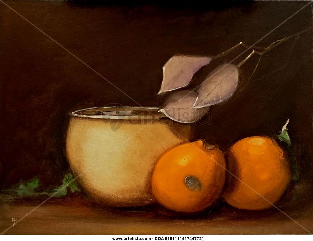 dos naranjas, 2 oranges