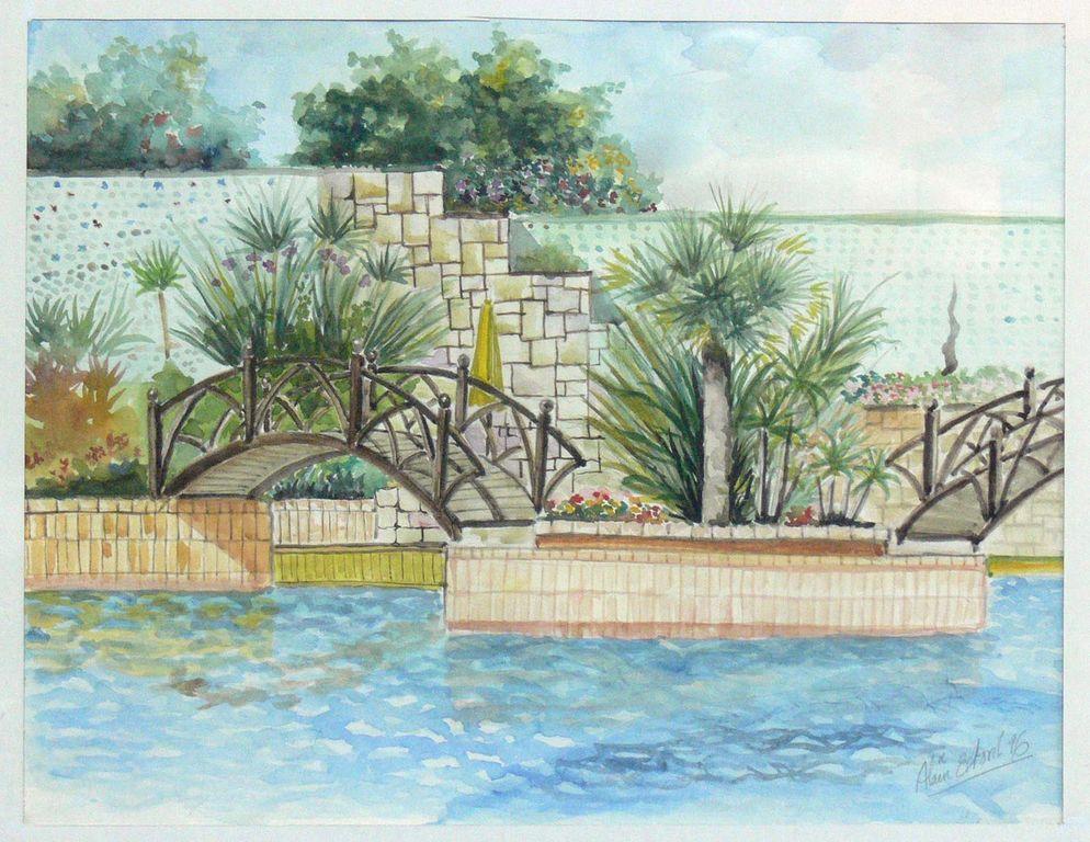 La piscina de estoril alan paul isaac tordjeman garson for Piscina de acrilico