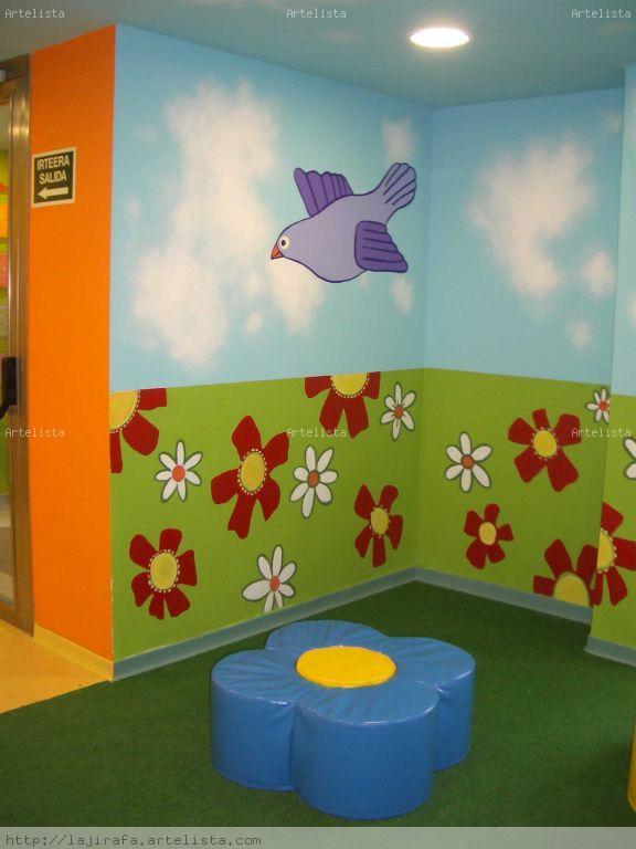 Pintor de murales infantiles en argentina imagui for Murales infantiles