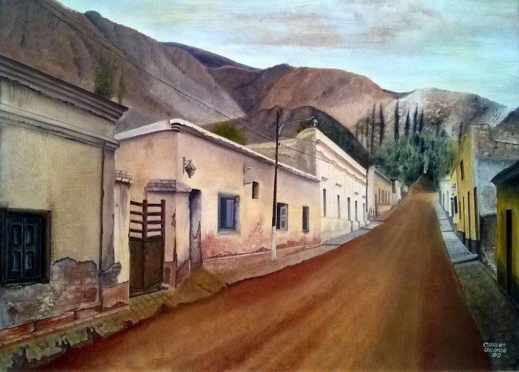 calle de purmamarca jujuy