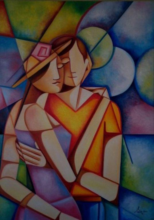 Imagenes de cuadros de parejas - Imagui