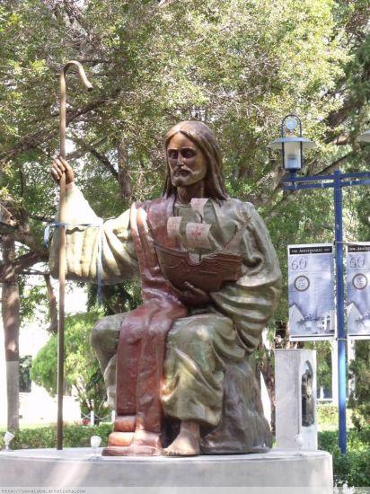 El Cristo de la Barca Bronze Figurative