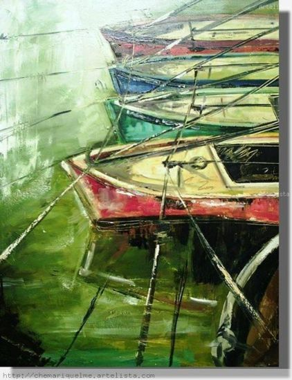Cuatro Barcos