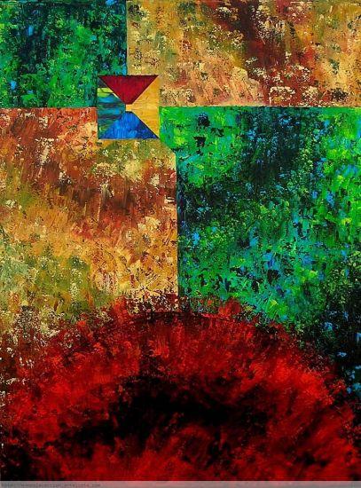 Alquimia del color Acrílico Lienzo Otros