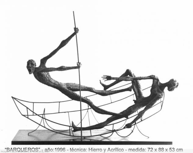 Barqueros Figurativa Mixta