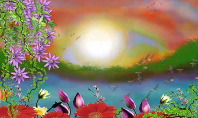 Fantasía de sol