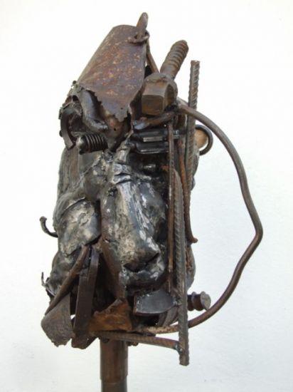 Proletariado Iron Figurative