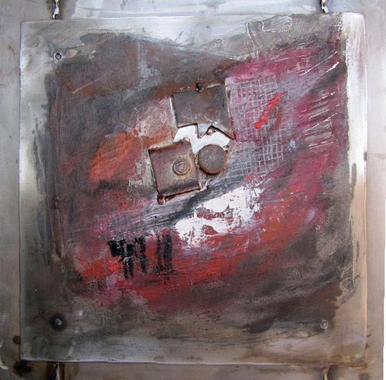 espacio M.107 Iron Abstract