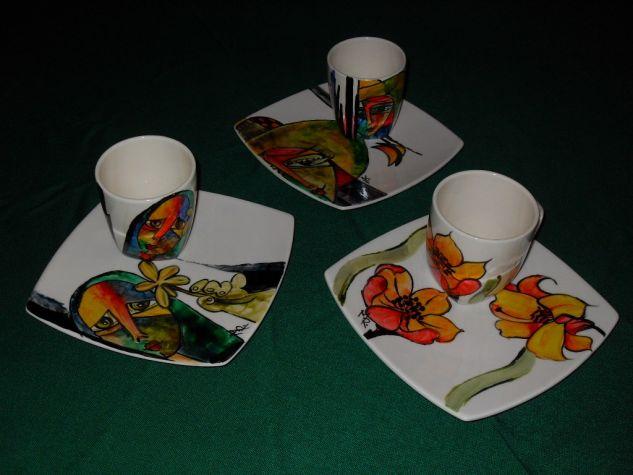 Vajillas de coleccion