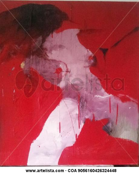 SIN FIN Canvas Industrial Figure Painting
