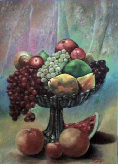 Bodegón Canvas Oil Still Life Paintings