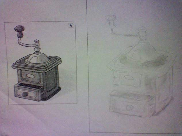 caja  Pencil