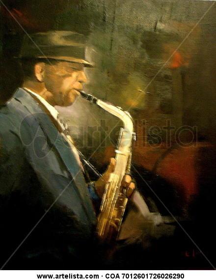 jazz - saxo